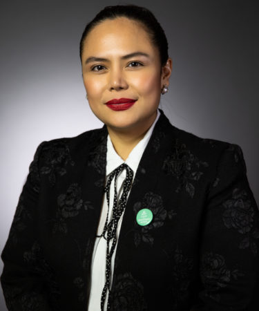 Amabel Santelices, MSN, RN – Director of Nursing/Nurse Executive