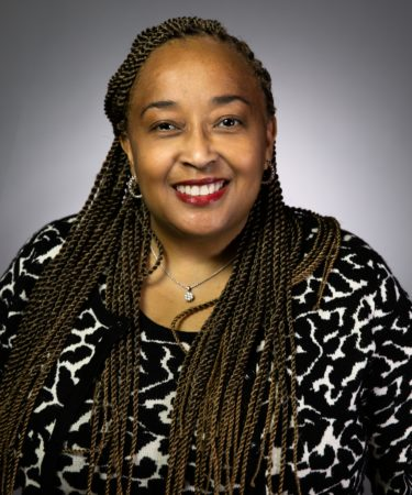 Amelia Huckabee, MA – Director of Administrative Services Bureau